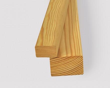 Рейка конструкционная из лиственницы сибирской